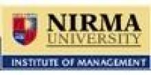 Nirma University Institute of Management