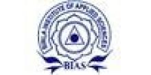 Birla Institute Of Applied Sciences(BIAS)