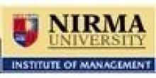 Nirma University Institute of Management