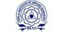 Birla Institute Of Applied Sciences(BIAS)