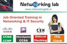 Networking Lab is Best Cisco CCNA, CCNP, Ethical Hacking, Checkpoint Firewall training in Pune