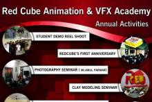 Red Cube Annual Activities 1