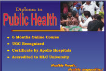 Diploma In public Health