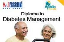 Certificate course in Diabetes Management
