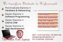 PG diploma in Hardware and networking