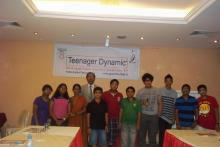 Teenager Dynamic Course Batch 133