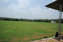 International Standard Cricket Stadium maintained by Karnataka State Cricket Association