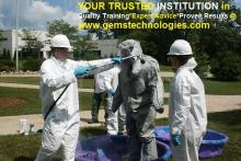 Hazmat Hazchem Training in GEMSTECH IPL Dubai Centre