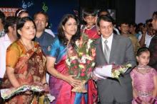 Kavita Krishnamurthy at Tansen Music and Dance Festival (September, 2011)